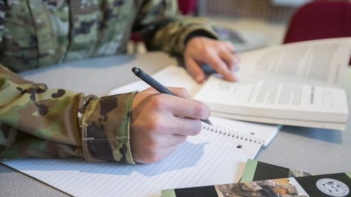 Service member reading and writing