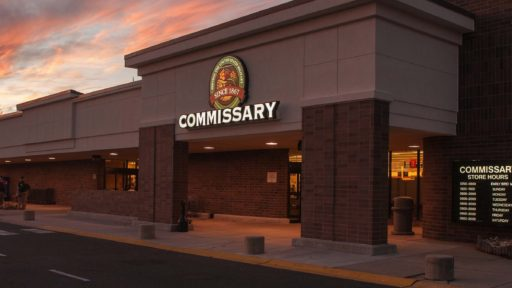 The McGuire Commissary at Joint Base McGuire-Dix-Lakehurst, N.J., won the Director's Award as DeCA's Best Superstore.