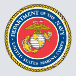 Department of the Navy United States Marine Corps logo
