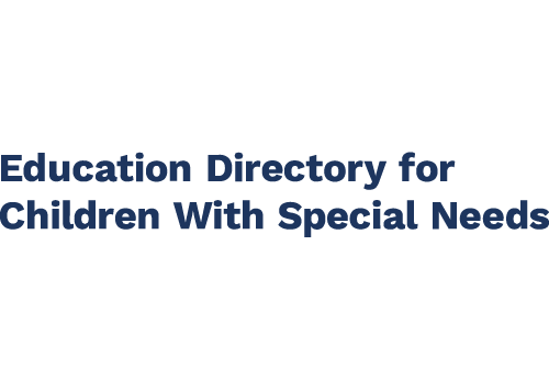 Education Directory for Children with Special Needs logo