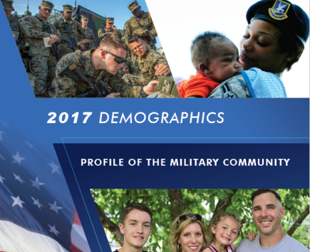 2017 Demographics Profile of the Military Community