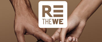 Re the We Logo